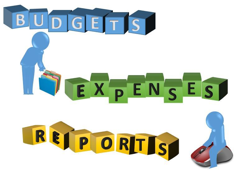 Budgets, Expenses image