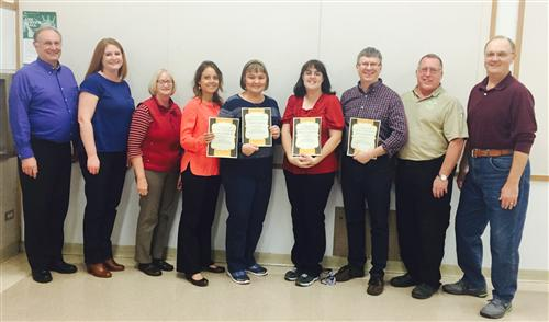 Grant Recipients